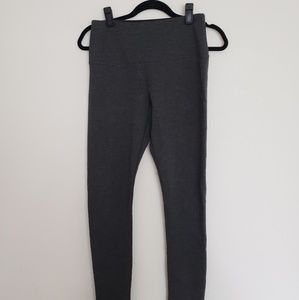 LYSSE Charcoal Grey High Waist Leggings